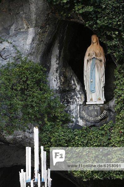Frankreich  Europa  Lourdes
