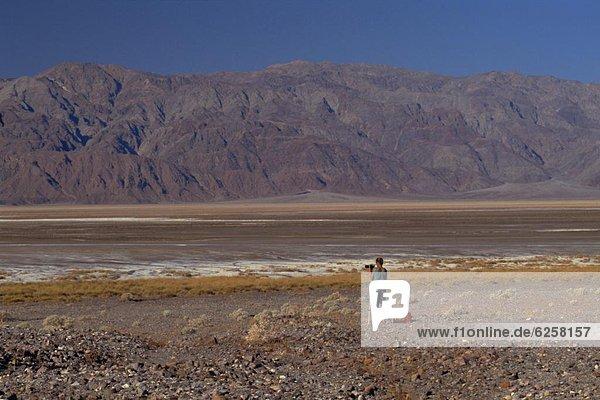 Vereinigte Staaten von Amerika USA Death Valley Nationalpark