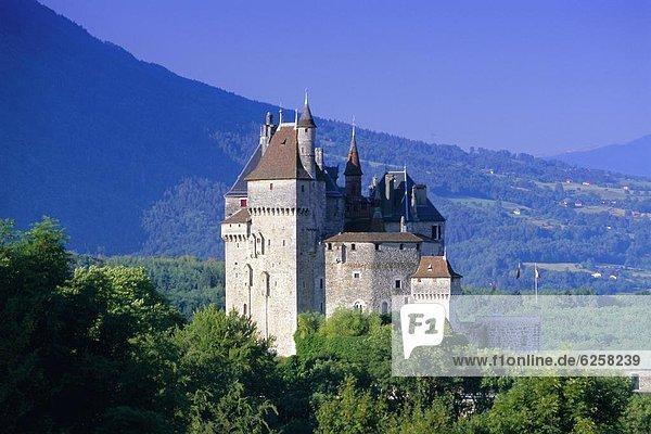 Frankreich  Europa  Haute-Savoie  Annecy  Rhone Alpes