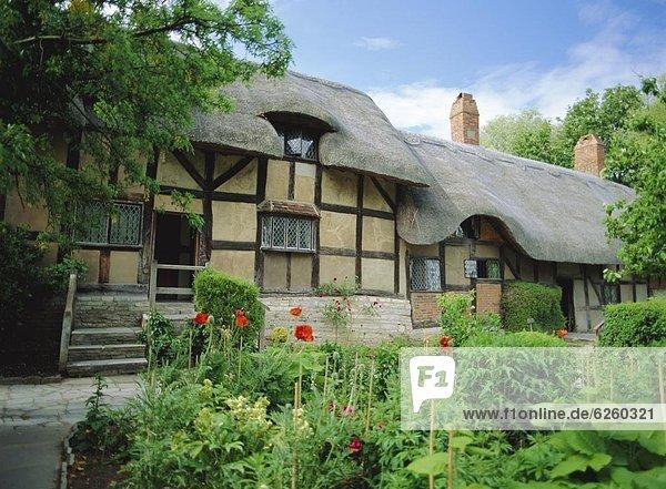 Europa Großbritannien England Stratford-upon-Avon Warwickshire