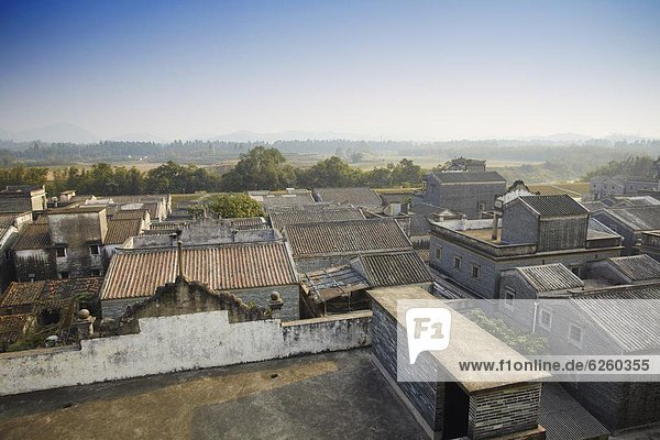 China  UNESCO-Welterbe  Asien  Guangdong