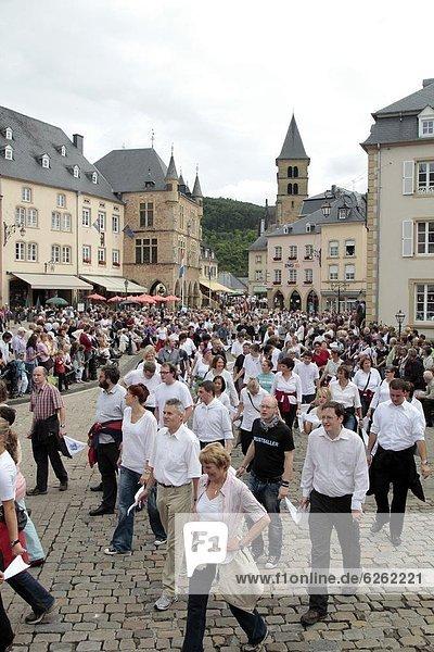 Luxemburg  Hauptstadt  Europa  Luxemburg