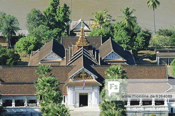 Palast Schloß Schlösser Asien Laos Luang Prabang