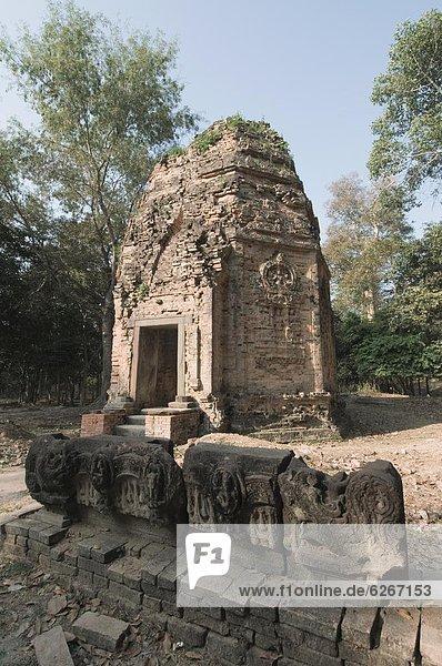 Südostasien  Tempel  antik  Angkor  Asien  Kambodscha