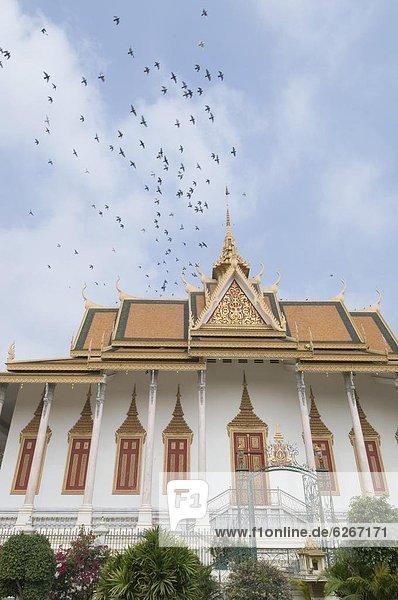 Phnom Penh Hauptstadt Südostasien Asien Kambodscha