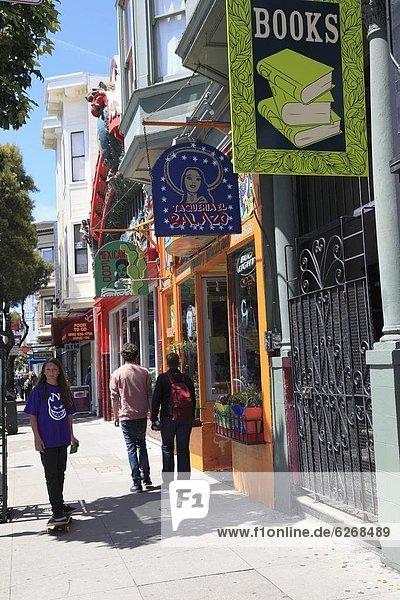 Vereinigte Staaten von Amerika  USA  Nordamerika  Kalifornien  San Francisco
