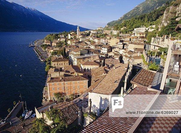 Gardasee  Italien  Lombardei
