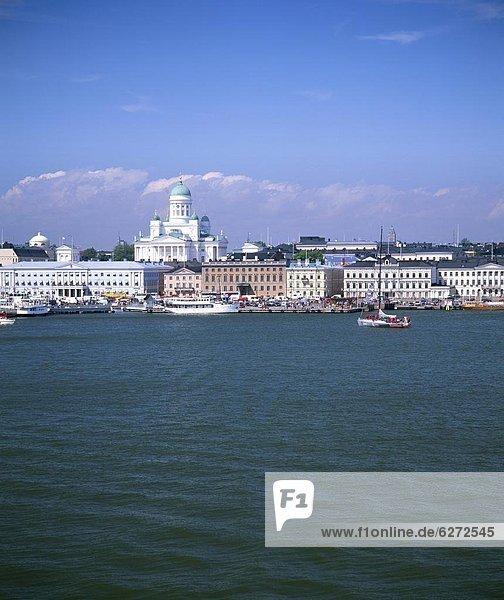 Helsinki  Hauptstadt  Europa  Finnland