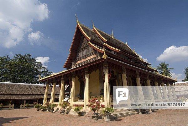 Wat Si Saket  Vientiane  Laos  Indochina  Südostasien  Asien