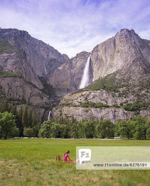 Vereinigte Staaten von Amerika  USA  Nordamerika  UNESCO-Welterbe  Kalifornien