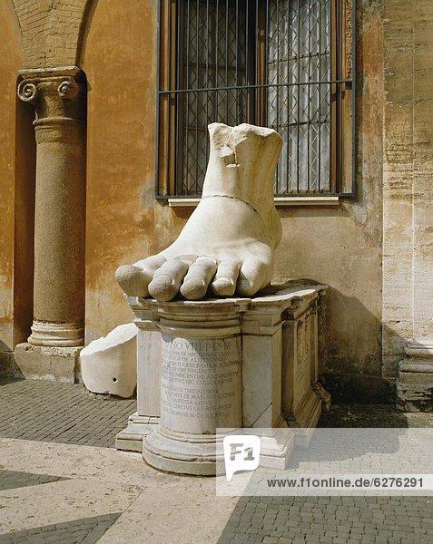 Rom  Hauptstadt  Europa  Capitol Hill  Latium  Italien