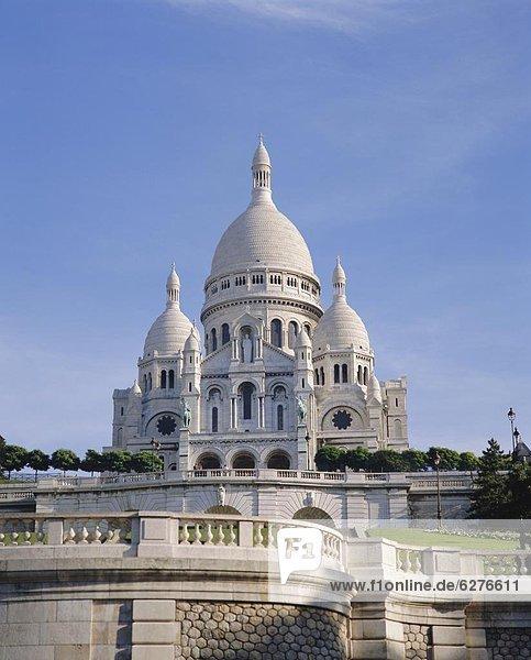 Paris  Hauptstadt  Frankreich  Europa