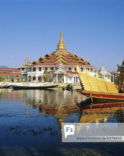 Myanmar  Asien  Inle See