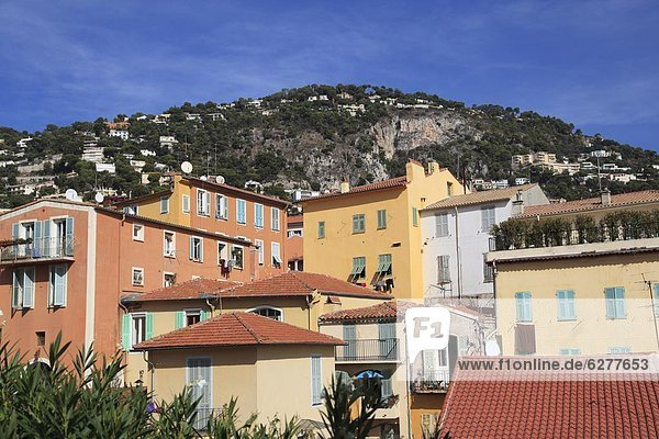 Frankreich Europa Provence - Alpes-Cote d Azur Cote d Azur Alpes maritimes