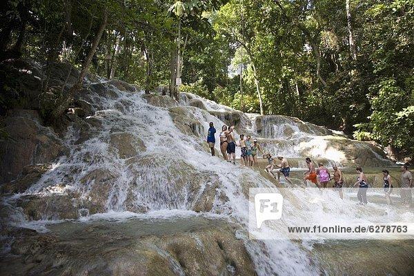 Karibik Westindische Inseln Mittelamerika Jamaika Ocho Rios