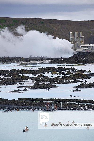 Island  Svartsengi