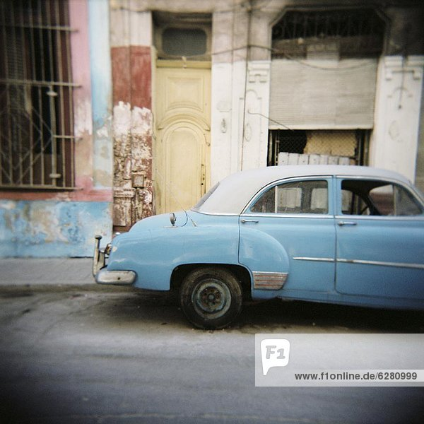 Westindische Inseln Mittelamerika Cienfuegos Kuba