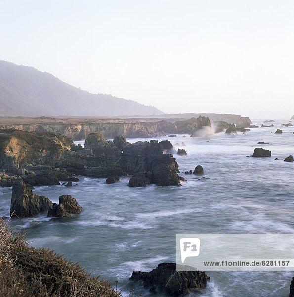 Nordamerika  Big Sur  Kalifornien