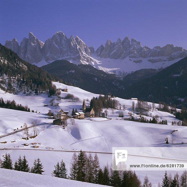 Europa  Trentino Südtirol  Italien