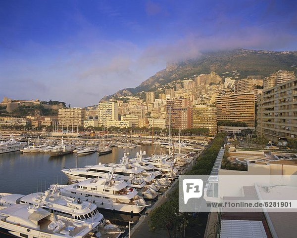 Monte Carlo  Monaco  Cote d'Azur  Europe