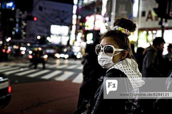 Shibuya  Tokio  Japan  Asien