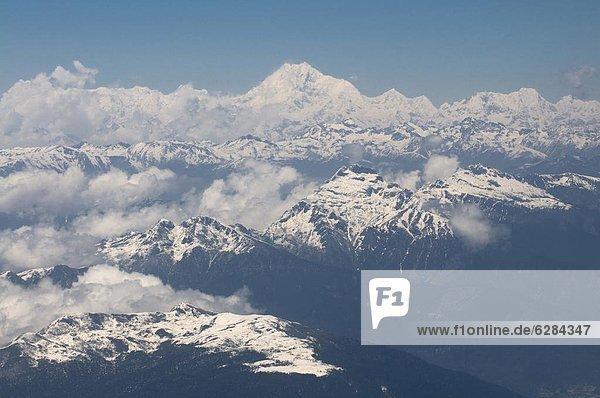Berg  Fotografie  Himalaya  3  Fernsehantenne  Asien  Bhutan