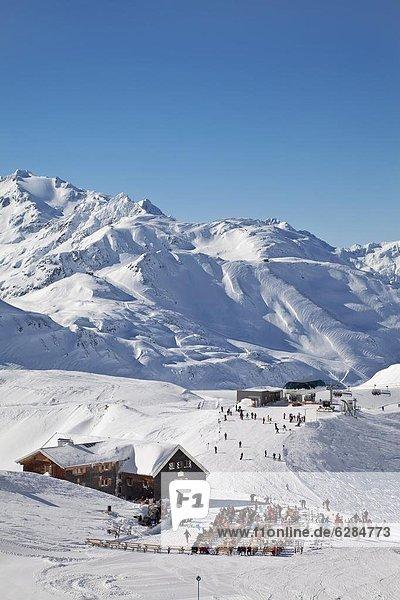 Europa  Tirol  Österreich