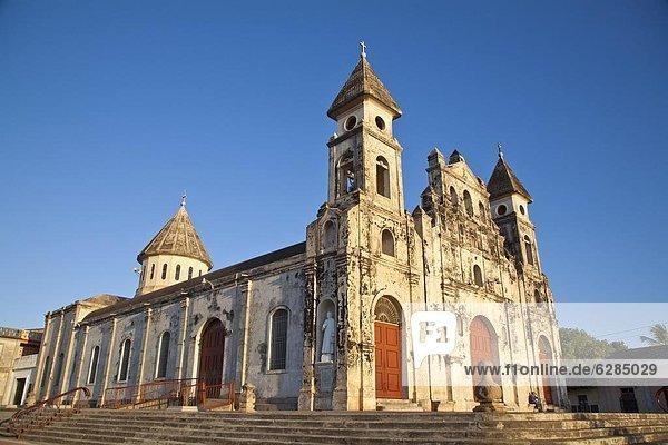 Iglesia de Guadalupe  Granada  Nicaragua  Central America