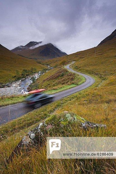 Europa  Großbritannien  Highlands  Schottland