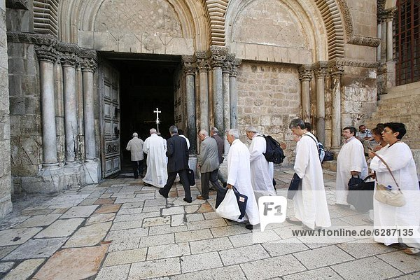 Jerusalem  Hauptstadt  Naher Osten  Pilgerer  Israel