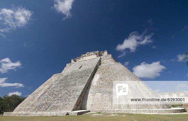 Nordamerika  Mexiko  UNESCO-Welterbe  Uxmal  Yucatan