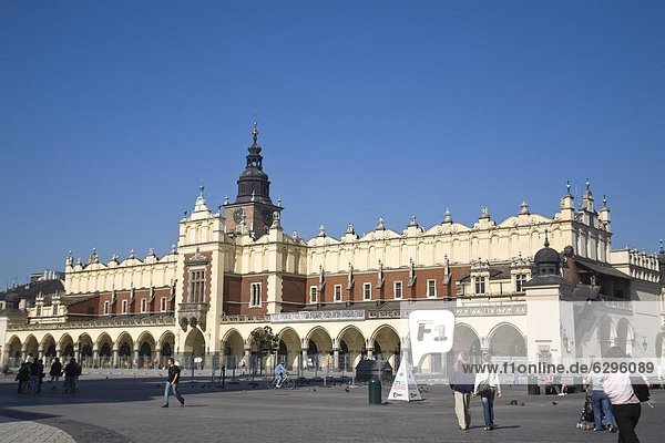 Europa  UNESCO-Welterbe  Krakau  Polen