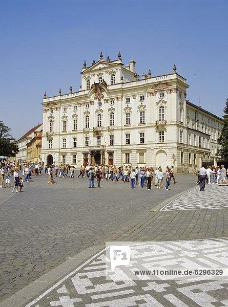 Prag  Hauptstadt  Europa  Tschechische Republik  Tschechien