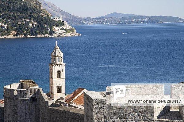 Dubrovnik  Kroatien  Europa