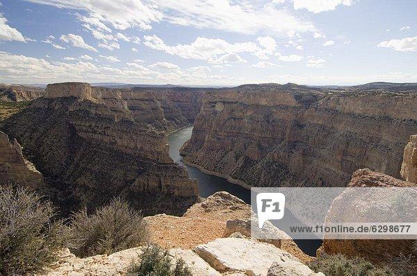Vereinigte Staaten von Amerika  USA  Nordamerika  Horseshoe Bend  Wyoming