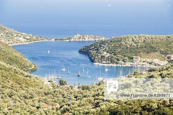 Europa Griechenland Griechische Inseln Ionische Inseln