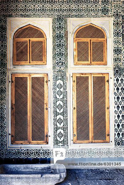 Jalousie Istanbul Türkei