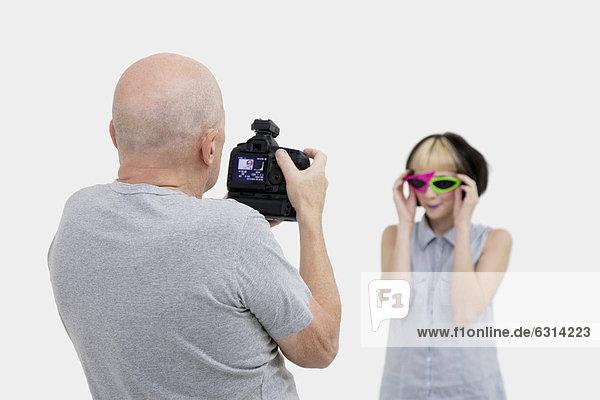 Senior  Senioren  Fotografie  nehmen  Modell  Fotograf  schießen  Mode