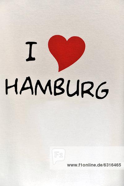 Geschenk Souvenir Hamburg - Deutschland Deutschland