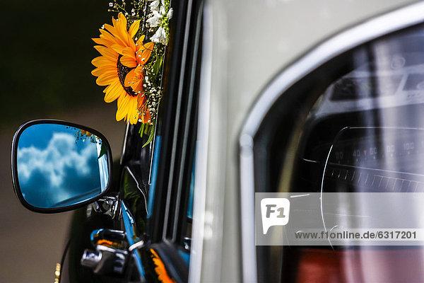 Blume  Hochzeit  Auto  Volvo  Klassisches Konzert  Klassik