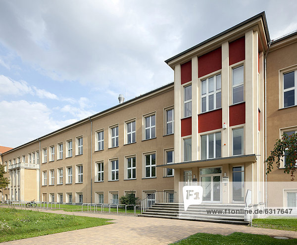Universität Leipzig  Landwirtschaftliches Institut  Leipzig  Sachsen  Deutschland  Europa  ÖffentlicherGrund