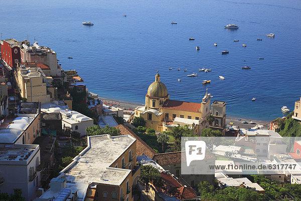 Positano  Campania  Italy  Europe