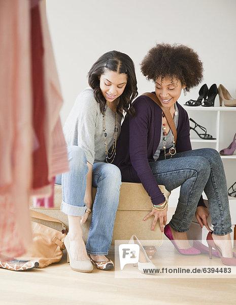 Freundschaft  Schuh  kaufen