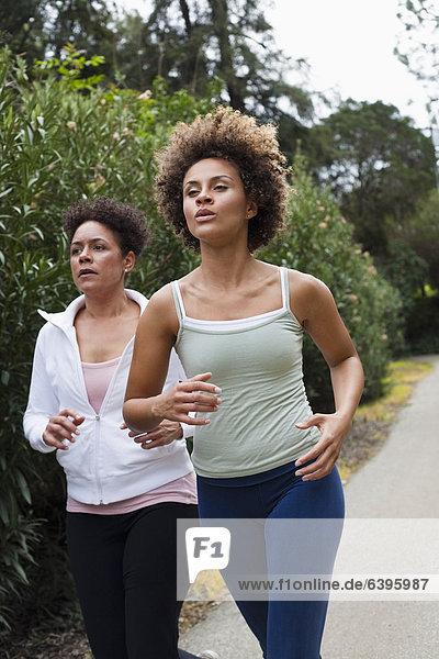 joggen  Läufer