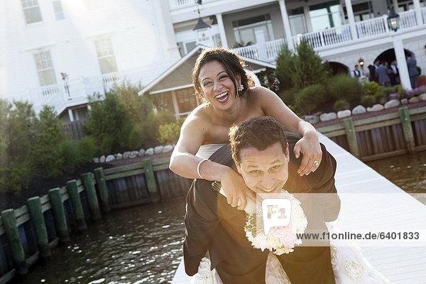 tragen  Braut  Bräutigam  Ägypten