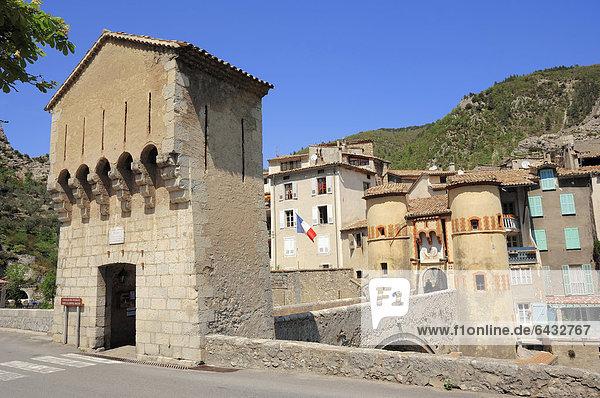 Frankreich Europa Provence - Alpes-Cote d Azur Südfrankreich