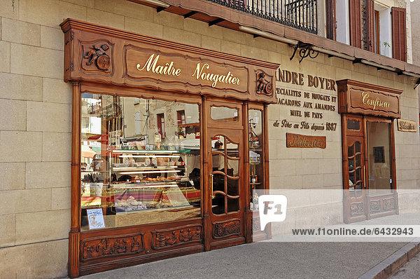 Frankreich Europa Provence - Alpes-Cote d Azur Sault Vaucluse Südfrankreich