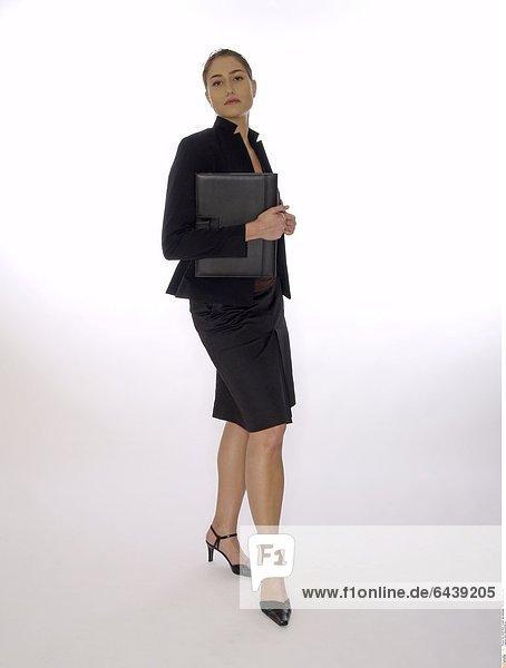 Eine Geschäftsfrau