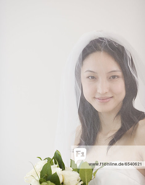 Portrait  Braut