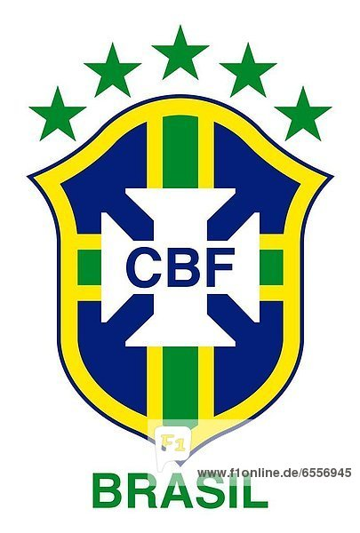 benutzen Werbung Logo Brasilien